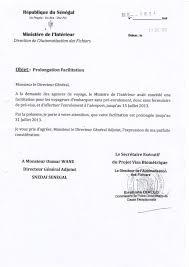 Lettre De Demande De Visa En Anglais exemple modele lettre d invitation pour visa en anglais