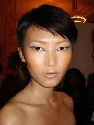 makeup artist in new york new york fashion week by elza finishya makeup artist bridestory
