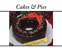 thanksgiving u0026 christmas strossner u0027s bakery cafe deli u0026 gifts