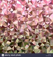 abstract triangle mosaic background design stock vector art