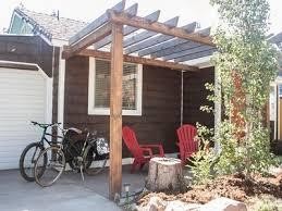 Backyard Gear Cinder Cone Cottage Tub Bikes Walk A Vrbo