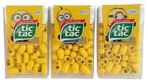 minion tic tacs where to buy recipes and decorating ideas for minion themed desserts