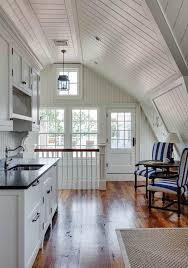 new england style homes interiors coastal new england harbor house patrick ahearn finished attics