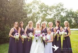 bridesmaids bouquets purple bridesmaids bouquets scentsational florals