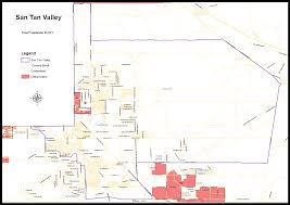 Map Of Arizona Cities About San Tan Valley Arizona Santanvalley Com