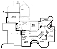 Empty Nest Floor Plans House Plans Designed With Luxury In Mind By Studer Residential Designs