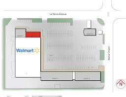 Walmart Floor Plan Merlone Geier Partners Properties