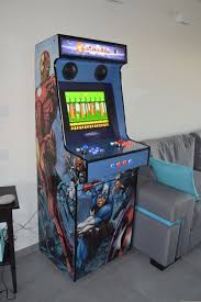 raspberry pi mame cabinet avengers arcade cabinet raspberry pi pic 1 htxt africa