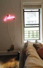 Neon Signs For Bedroom 99 Best Luzes De Neon Neon Lights Images On Pinterest Walls