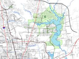 houston map districts maps of district e