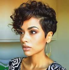 overweight with pixie cut curly hair to pixie cut archives my salon