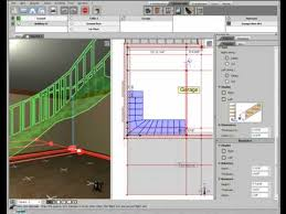 3d home design software livecad 3d home design by livecad tutorials 20 l shaped staircases youtube