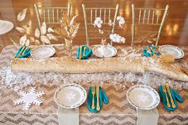 bright settings table linen rental holiday wedding ideas ruffled