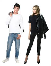 Halloween Costumes Pairs Grease Costumes Kids Grease Movie Costumes