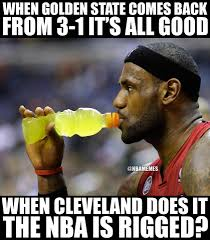 Cleveland Meme - must see the most hilarious memes from cavs warriors game 6