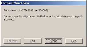 outlook tips using vba to manage your outlook email attachments