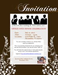 officemax goody u0027s online and open house business invitations free printable invitation design