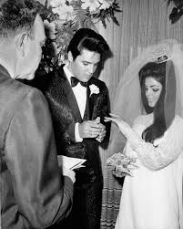 Elvis Priscilla Presley Halloween Costumes Elvis Presley U0026 Priscilla Wagner Wedding 1 1967 Priscilla