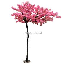 blossom trees 2 8m height half shap artificial pink cherry blossom trees dongyi