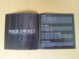 where to buy a photo album minor empires radix records