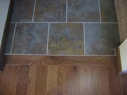 Laminate Floor Transitions Doorway Tile Doorway Transition U0026 Attachment 18693