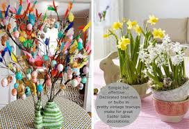 table decorations for easter don t put all your eggs in one basket 5 easter style ideas for
