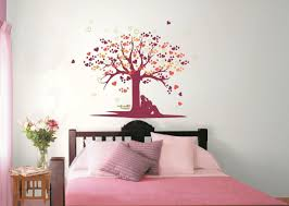 Asainpaints by Buy Asian Paints Nilaya Tree Of Love Wall Stickers Online At Low