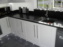 Floor Tiles For Kitchen by High Gloss Black Floor Tiles Imposing On Floor Intended High Gloss