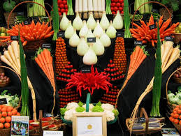 12 artful displays of vegetables twistedsifter