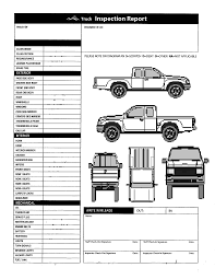 Inspection Checklist Template Excel Doc 743956 Vehicle Inspection Form Vehicle Inspection Form