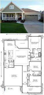 craftsman one house plans house plan 74755 finally one i wouldn t change structurally just