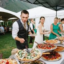 Backyard Wedding Food Ideas Wedding Food Ideas Pizza Real Simple Cheap Pizza Pizzas And