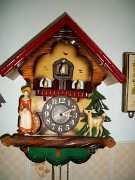 Cuckoo Clock Germany Collectible Items Cuckoo Clock Collection 1 Citizen