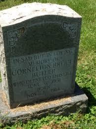 cornelius bruce butler 1914 1951 grave site billiongraves