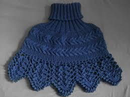 ponchos a palillo resultado de imagen para poncho tejido en dos colores ponchos