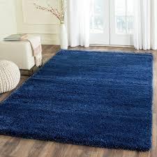 safavieh milan shag navy 4 ft x 6 ft area rug sg180 7070 4 the