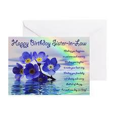 birthday cards for sister in law u2013 gangcraft net