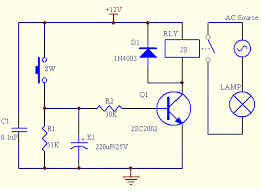 digital electronics timing light project