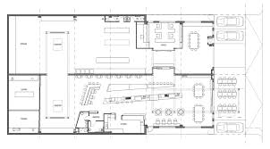 Pizzeria Floor Plan by Gallery Of Code Black Coffee Zwei Interiors Architecture 16
