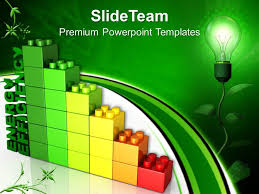 giant building blocks powerpoint templates lego business ppt