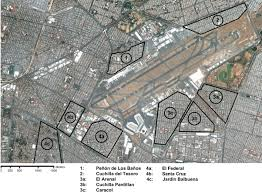 Mexico Airport Map by Unplanned Airport Planning In Mexico City Spatial Planning In