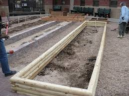 garden renovation days 26 28 u2013 building raised beds u0026 final