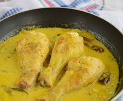 cuisiner des cuisse de poulet cuisse de poulet au curry au four facile recette de cuisse de
