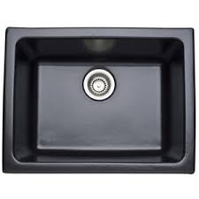 Kitchen Sink Undermount Single Bowl - r634763 allia white color undermount single bowl kitchen sink