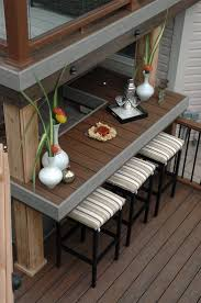best 25 deck bar ideas on pinterest decks deck design and deck this cantilevered bar is conveniently located close to the hot tub and sheltered by the deck barthe deckoutdoor kitchensoutdoor roomsoutdoor ideasoutdoor