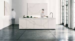 decorating beautiful caesarstone calacatta nuvo for kitchen