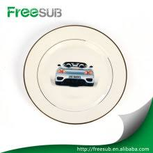 personalized ceramic plates sublimation plates sublimation plates direct from sunmeta digital