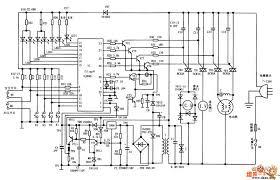 goldfish xqb30 21s washing machine circuit principle diagram