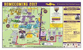 Minnesota State Map by Homecoming Minnesota State University Mankato U2013 Minnesota State