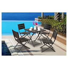 Patio Furniture Rockford Il Patio Folding Table Patio Tables Target